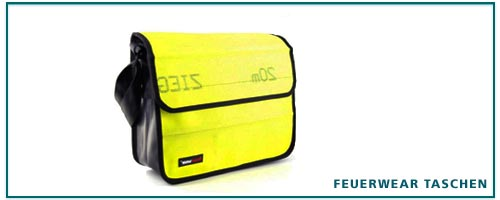 FEUER WEAR KÖLN COLOGNE FEUERWEAR TASCHEN LIGHTLINE LIMITED EDITION - NEW MODEL DAN - SHOPPER - SPECIAL